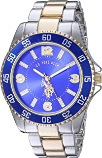 Men's Two-Toned, Royal Blue Dial, Automatic Quartz...