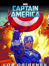 Capitán América. Los orígenes: Cuento (Marvel. Los Vengadores)