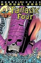 Fantastic Four Annual 2001 #1 (Fantastic Four (1998-2012))