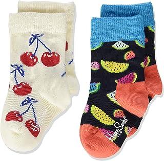 para Beb/és Happy Socks Calcetines, Pack de 2