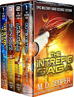 The Complete Intrepid Saga - A Hard Science Fiction Space Opera Epic (Aeon 14 Collection Book 1)