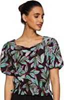 Krave Women's Floral Regular fit Shirt