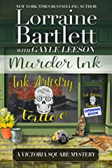 Murder Ink (Victoria Square Mysteries Book 6) Kindle Edition