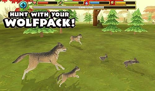 『Wildlife Simulator: Wolf』の4枚目の画像