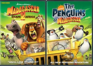 Move It, Move It: (Madagascar: Escape 2 Africa / The Penguins of Madagascar)