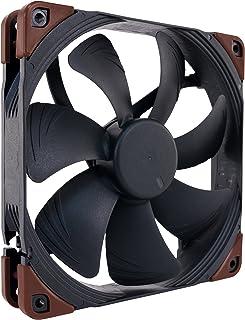 Noctua NF-A14 iPPC-24V-2000 Q100 IP67 PWM, Heavy Duty Cooling Fan, 4-Pin, 2000 RPM, 24V Version (140mm, Black)