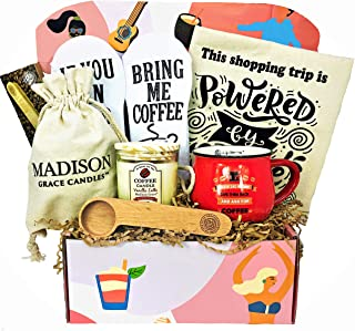 Woman's Gift Box set by Silly Obsessions. Gift set gift idea for Mom, Daughter, Grandma, Wife, Women. Gift Basket theme.
