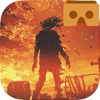 VR Free Zombie Shooting Game: Virtual Reality Lone Survivor