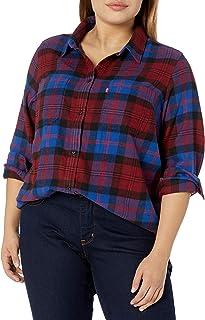 Women's Plus-Size Autumn Bf Shirt