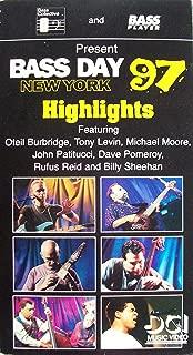 Bass Day Highlights VHS