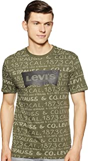 Levi's mens Short Sleeve T-Shirt