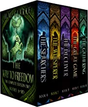 The Way to Freedom: The Complete Season Two (Books 6-10) Digital Boxed Set: (The Way to Freedom Omnibus Book 2)