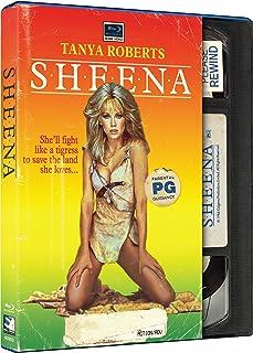 Sheena - Retro VHS Packaging [Blu-ray]