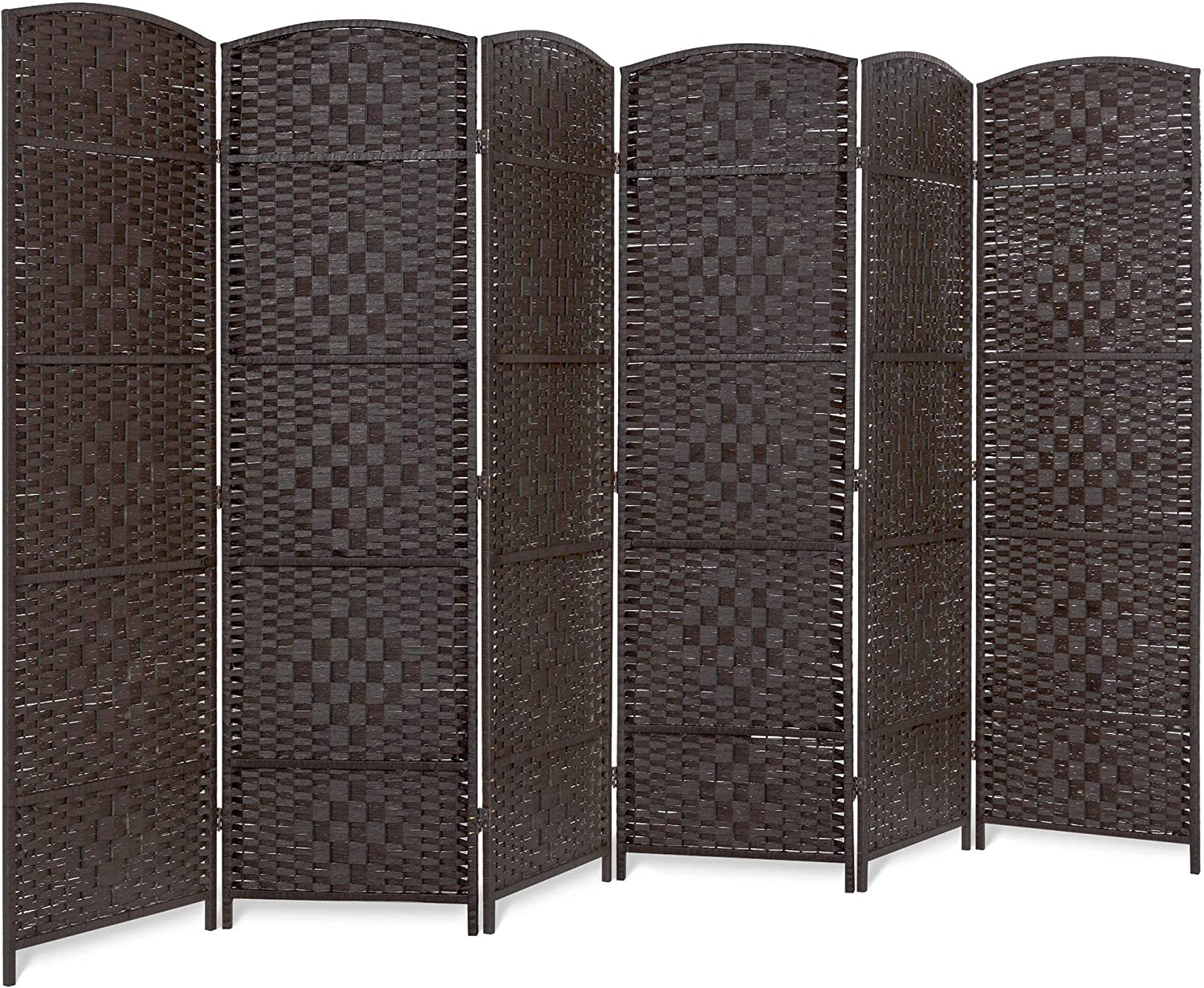 Max 76% OFF Best Choice Products 6ft Tall Freestanding 6-Panel trust Divider Room