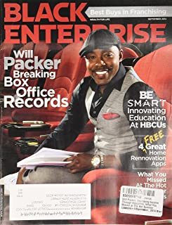 Will Packer, Increasing Income Through Education, What You Missed at The Hot Summer Festivals - September, 2014 Black Enterprise Magazine