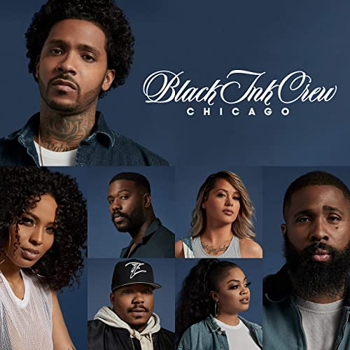 Black Ink Crew Chicago (Official VH1 Theme) by Russell Howard & Adam