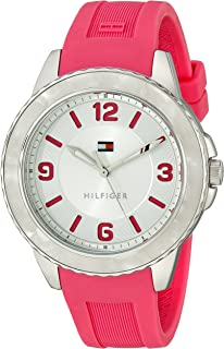 Tommy Hilfiger Women's 1781540 Everyday Sport Analog Display Quartz Pink Watch