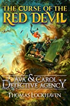 Ava & Carol Detective Agency: The Curse of the Red Devil (English Edition)