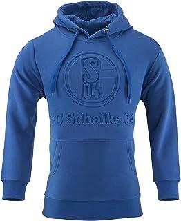 FC Schalke 04 Kapuzen Sweat Basic marine