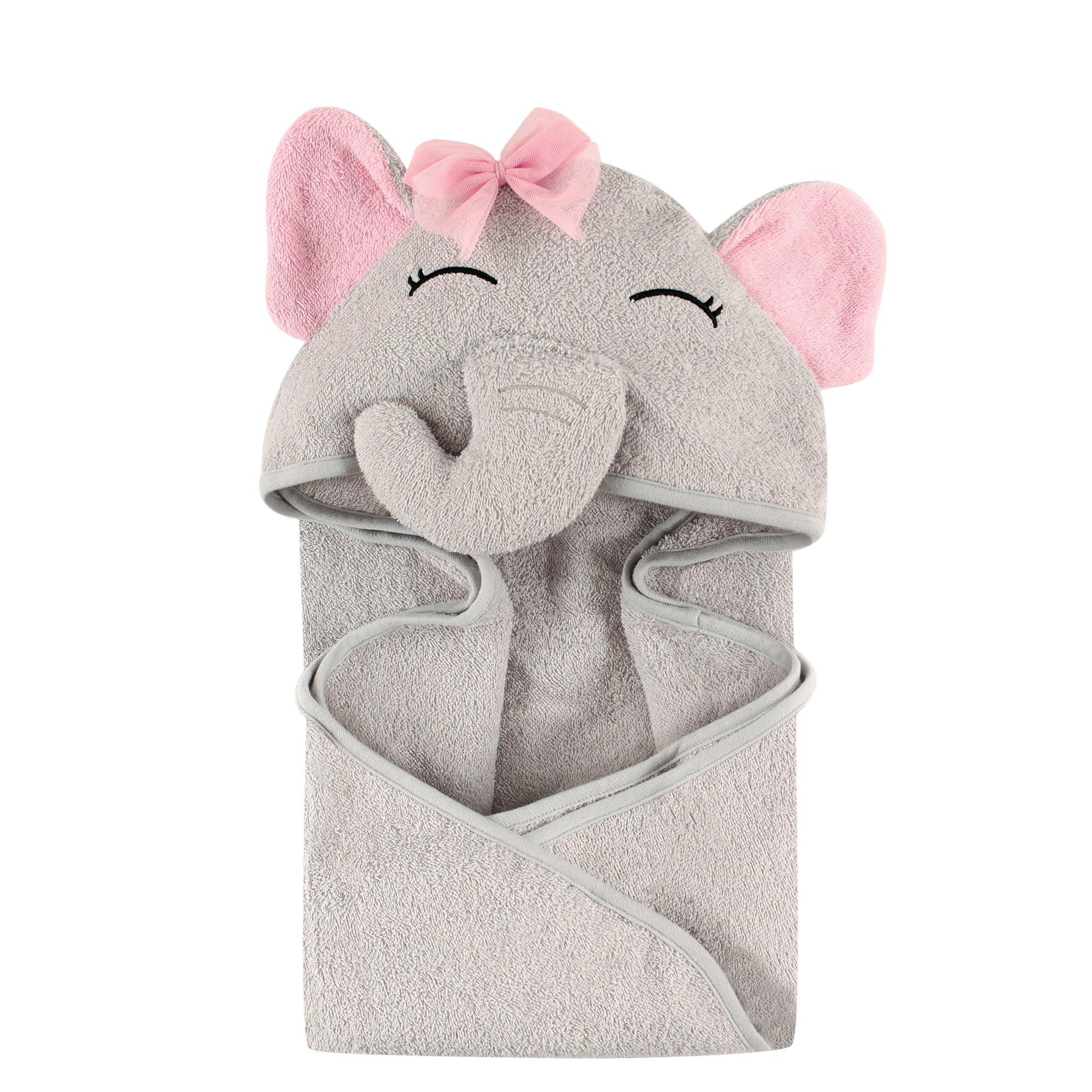 Hudson Baby Animal Hooded Elephant