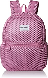 Skechers Women's Lunar Backpack, Medium Pink, One Size
