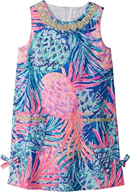 Lilly Pulitzer Kids - Lilly Classic Shift Dress (Toddler/Little Kids/Big Kids)