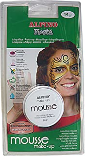 Alpino DL010166 - Blister maquillaje mousse