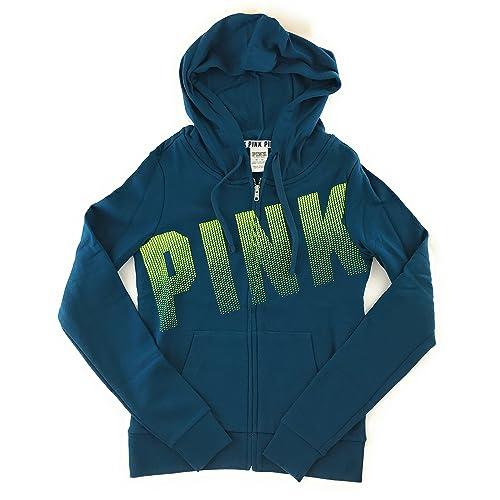 89b1dabadc5b Victoria s Secret Pink Perfect Zip Hoodie