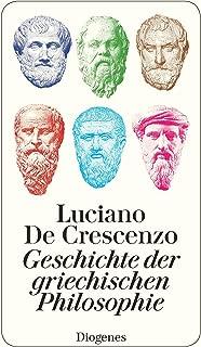 Geschichte der griechischen Philosophie (German Edition)