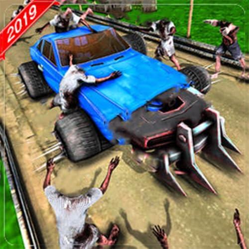 Highway Zombies Roadkill : Sniper Monster Truck