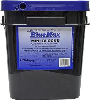BlueMax Mini Blocks Rodenticide 16LB