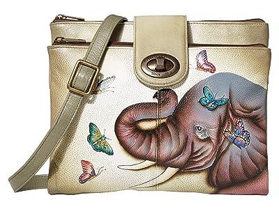 Anuschka Handbags 595 (Gentle Giant) Handbags