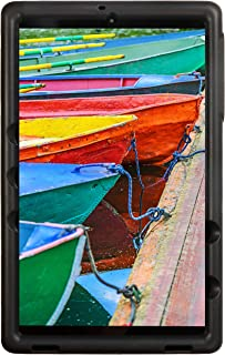 BobjGear Bobj Funda Resistente para la Tableta (25.7) Samsung Galaxy Tab A 10.1 (2019) SM-T510, SM-T515 (Negro)