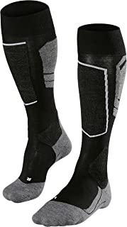 FALKE Men's Sk4 Ski Sock-Light Cushioning-warming-20% Wool