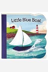 Little Blue Boat (Ocean Lift-a-Flap) Pappbilderbuch