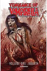 Vengeance of Vampirella Vol. 1: Rebirth Kindle Edition