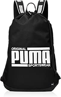 19d790cf79 PUMA Drawstring Backpack for Men - Black (4060978180346)