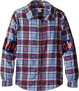 Long Sleeve Shirt (Little Kids/Big Kids)