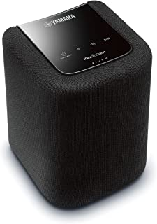 Yamaha MusicCast Wireless Speaker in Black