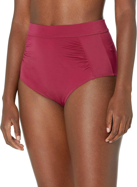 Amazon Essentials Women's High-Waisted Bikini Bottom