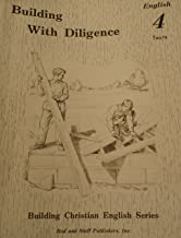 Building with Diligence English 4 Tests
