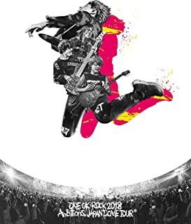ONE OK ROCK 2018 AMBITIONS JAPAN DOME TOUR DVD