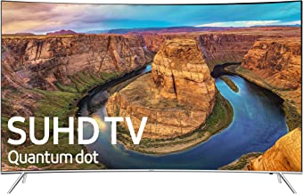 Samsung UN55KS8500 Curved 55-Inch 4K Ultra HD Smart LED TV (2016 Model)