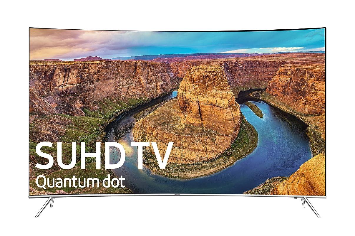 Samsung UN55KS8500 Curved 55-Inch 4K Ultra HD Smart LED TV (2016 Model)