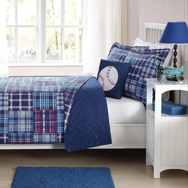 Laura Hart New products, world's highest quality popular! Kids Quilt Mini Set Bonus Direct stock discount Decorative Pillow Nav with