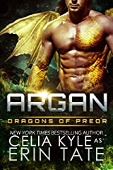 Argan (Scifi Alien Dragon Romance) (Dragons of Preor Book 10) Kindle Edition