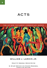 Acts (The IVP New Testament Commentary)