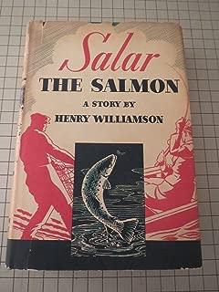 Salar The Salmon - First American Edition - C.F.Tunnicliffe Illustrations