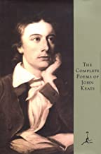 The Complete Poems of John Keats (Modern Library)
