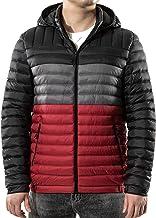 Arsac Men's portable sports puffer jacket functional coat